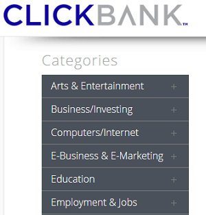 What Is A Niche Website For - Clickbank Categories - Ideas For Niches.