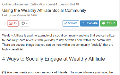 Is The Wealthy Affiliate A Scam Sozial bei WA