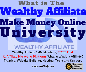 Is The Wealthy Affiliate A Scam What Is The Wealthy Affiliate University