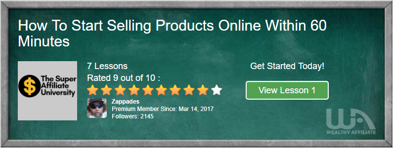 How To Start Selling Products Online Within 60 Minutes