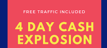 4 Day Cash Explosion Scam 4 Day Cash Banner