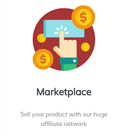 What is Builderall about Marketplace