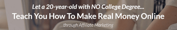 Best Affiliate Marketing Training Learn from the young