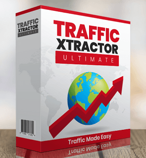The Traffic Xtractor Review Traffic Xtractor Logo