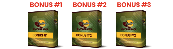 SuperSonic Scam Review Bonus zu OTO 3