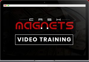 What Is Cash Magnets logo