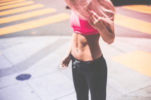 The top 10 Niches, Fitness